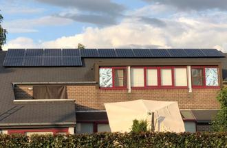 Sunpower Maxeon2 zonnepanelen in Beringen