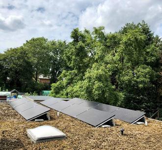 Soluxtec Das Modul zonnepanelen in Peer- Sunlogics