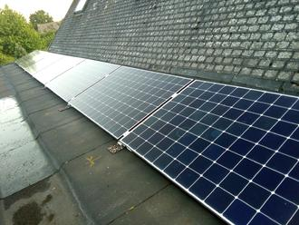 Sunpower zonnepanelen Maxeon2 in Genk -Sunlogics