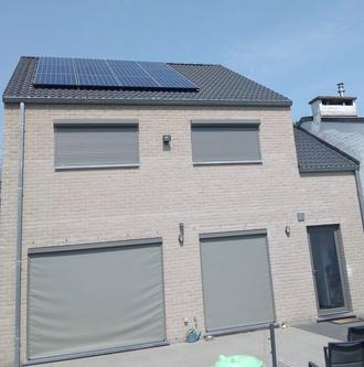 Sunpower Zonnepanelen Maxeon2 in Diepenbeek