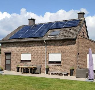 Sunpower zonnepanelen in Putte - Sunlogics
