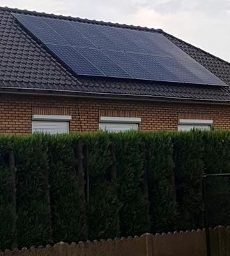Sunpower Zonnepanelen in Bree - Sunlogics
