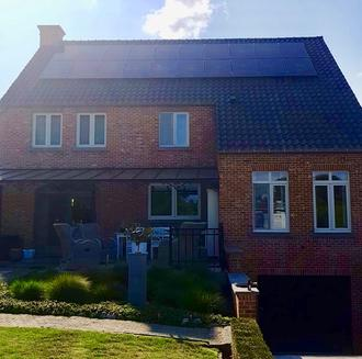Sunpower P19 full black zonnepanelen in Paal - Sunlogics